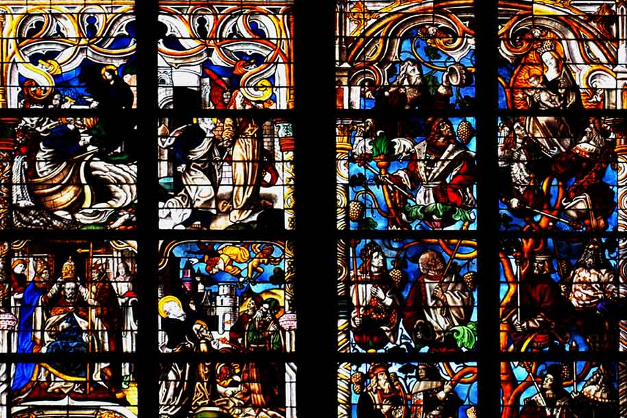 'Stained Glass 12' (Sep 2002) - Cologne, Germany