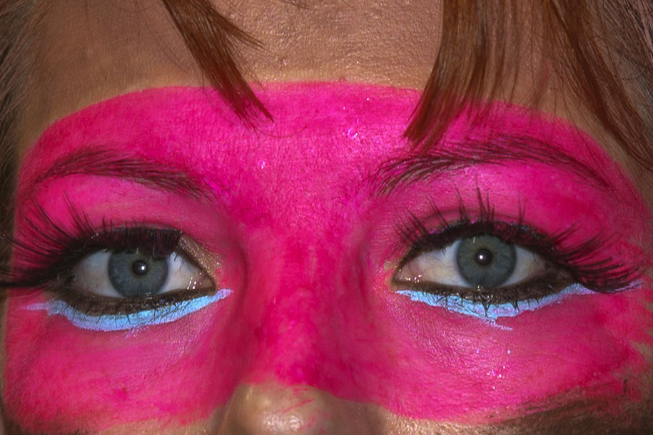 'Painted Face' (Sep 2004) - Cologne, Germany