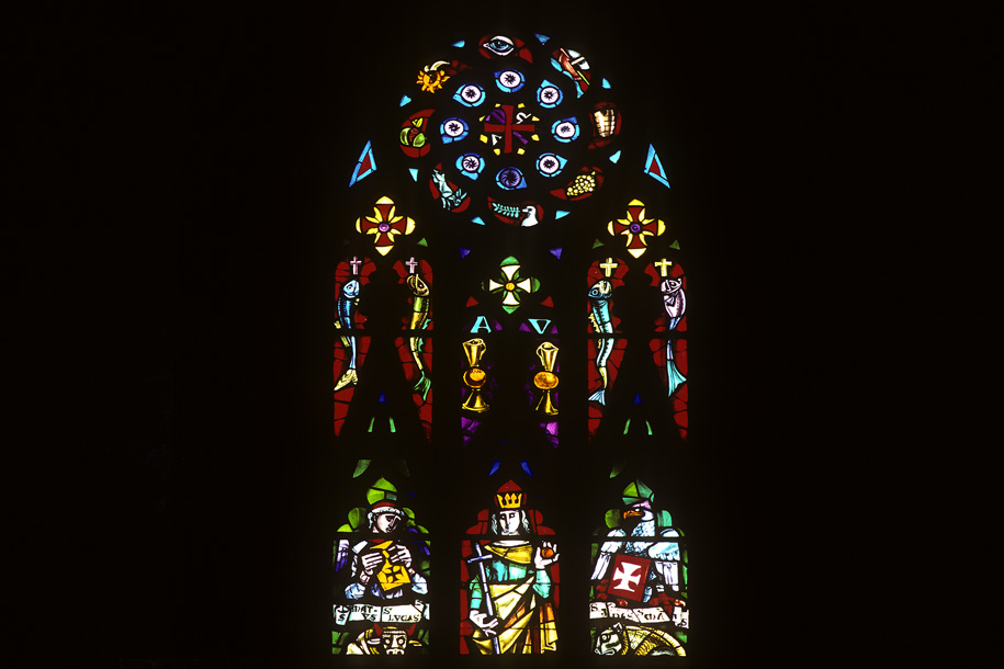 'Stained Glass 13' (Oct 1988) - Milan Catehdral, Italy