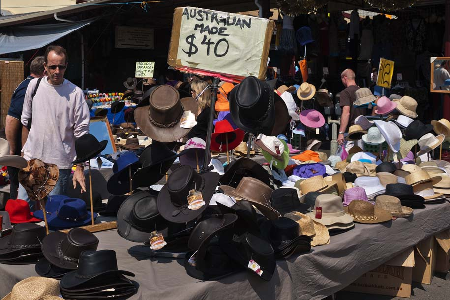 'Hats' (Dec 2007) - Melbourne, Australia