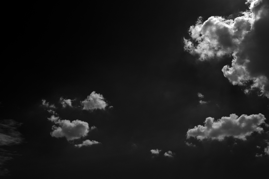 'Sparse Clouds' (May 2013) - Bukit Batok, Singapore