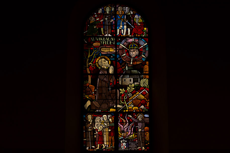 'Stained Glass 22' (Jun 2014) - Bern, Switzerland