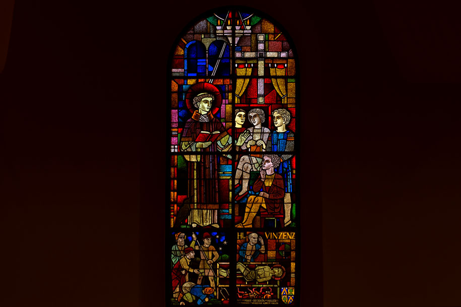 'Stained Glass 29' (Jun 2014) - Bern, Switzerland