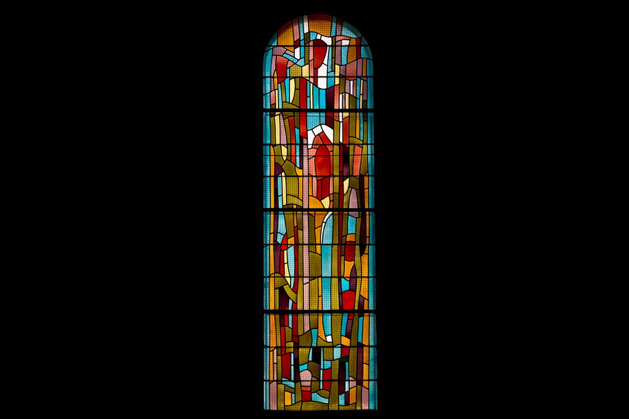 'Stained Glass 37' (Jun 2014) - Paris, France