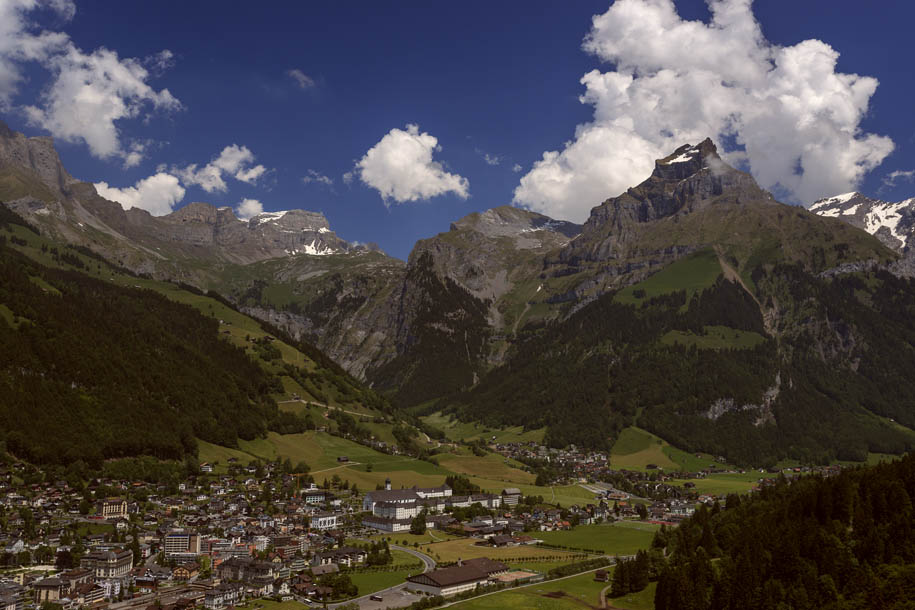 'Engelberg Village' (Jun 2014) - Engelberg, Switzerland