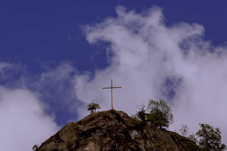 'The Cross 3' (Jun 2014) - Randa, Switzerland