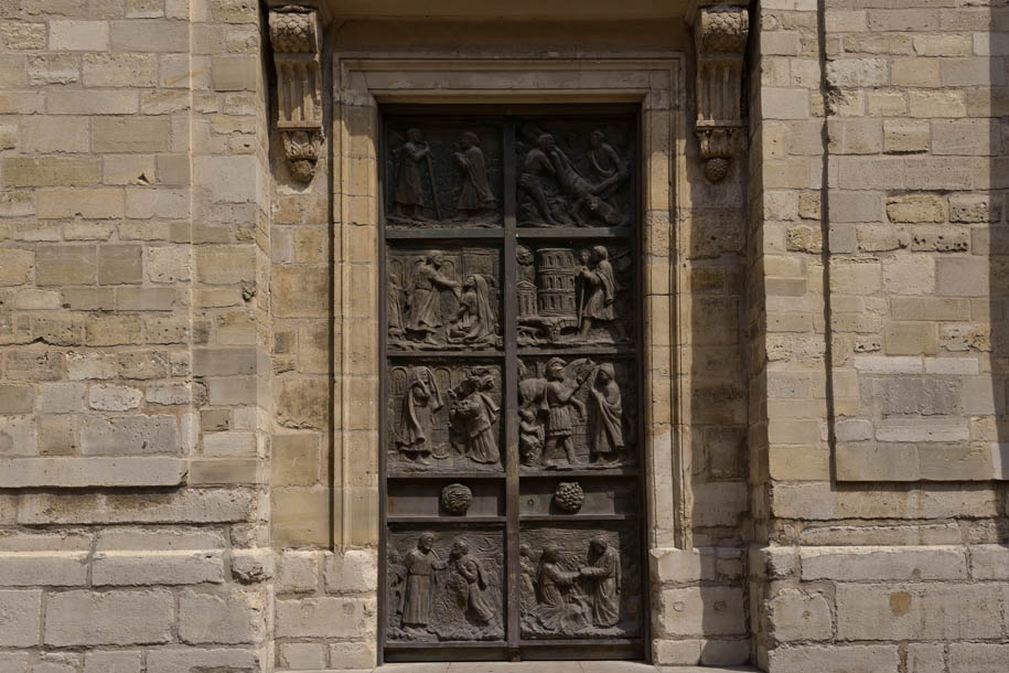 'Intricate Door' (Jun 2014) - Paris, France