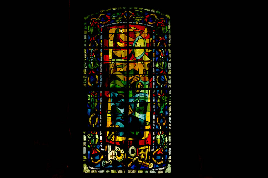 'Stained Glass 53' (Jun 2014) - Paris, France